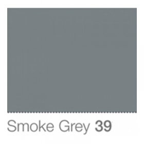 COLORAMA Fond de Studio 1.35 X 11m Smoke Grey
