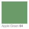 COLORAMA Fond de Studio 1.35 X 11m Apple Green