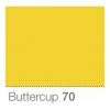 COLORAMA Fond de Studio 1.35 X 11m Buttercup
