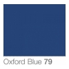 COLORAMA Fond de Studio 1.35 X 11m Oxford Blue