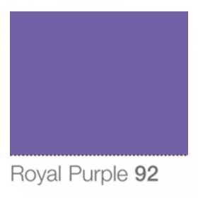 COLORAMA Fond de Studio 1.35 X 11m Royal Purple