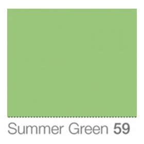 COLORAMA Fond de Studio 2.72 X 11m Summer Green (DS) (OP RELAX)