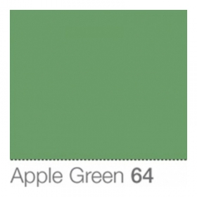 COLORAMA Fond de Studio 2.72 X 11m Apple Green (DS)