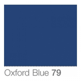 COLORAMA Fond de Studio 2.72 X 11m Oxford Blue (DS)