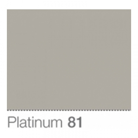 COLORAMA Fond de Studio 2.72 X 11m Platinum (DS)