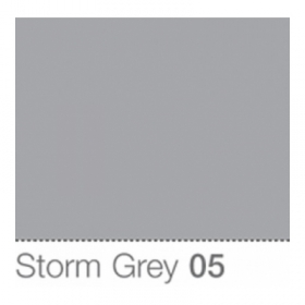 COLORAMA Fond de Studio 2.72 X 11m Storm Grey (DS)