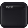 CRUCIAL Disque Dur Portable SSD X6 1Tb USB 3.1 Type-C (New)