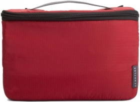 CRUMPLER Fourre-Tout Insert The Inlay Zip Pouch S Rouge