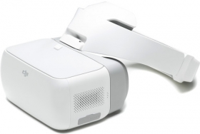 DJI Goggles Casque de Pilotage en Immersion