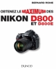 DUNOD Obtenez le Maximum du Nikon D800 (2e Edition)