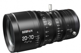 DZOFILM 20-70mm T 2.9 Micro 4/3 (OP FRENCH)