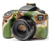 EASYCOVER Coque Silicone Camouflage pour Canon 90D
