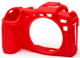 EASYCOVER Coque Silicone Rouge pour Canon RP (Soldes)