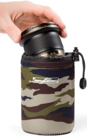 EASYCOVER Etui Lens Case Small 10.x6.5cm Camouflage