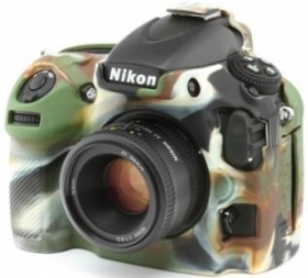 EASYCOVER Coque Silicone Camouflage pour Nikon D810 (OP EASY15)
