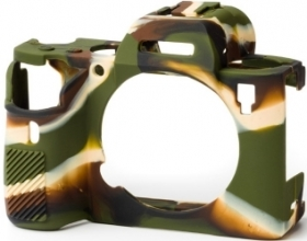 EASYCOVER Coque Silicone Camouflage pour Sony Alpha 9