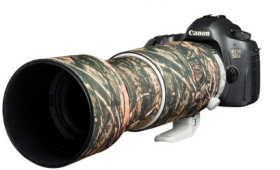 EASYCOVER Couvre Objectif pour Canon 100-400mm IS II USM Forêt
