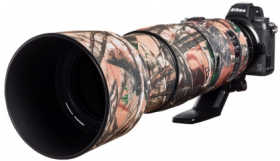 EASYCOVER Couvre Objectif pour Nikon 200-500mm VR Forêt (New)