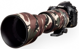 EASYCOVER Couvre Objectif pour Sigma 150-600mm C Vert
