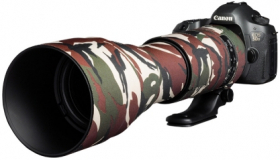 EASYCOVER Couvre Objectif pour Tamron 150-600mm G2 Vert