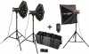 ELINCHROM Kit 3 Flashes D-Lite RX4