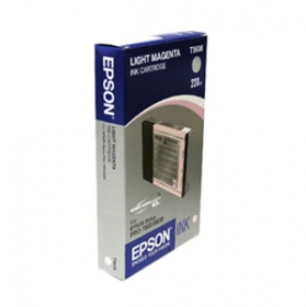 EPSON Encre T603C Light Magenta 220ml Stylus 7800/9800