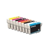 EPSON Encre T0870 Glossy Optimizer Stylus R1900 (Twin Pack)