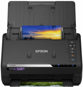 EPSON Scanner Photo Fastfoto FF-680W