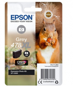 EPSON Encre 378 XL Gris Expression XP-15000