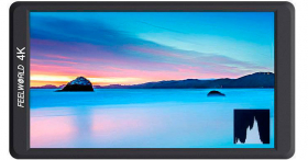 FEELWORLD F570 Moniteur FHD 5.7