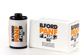 ILFORD Pan F 135 50asa 36 Poses