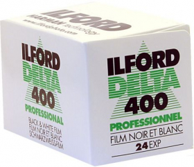 ILFORD Delta 135 400asa 24 Poses (OP FRENCH)