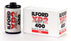 ILFORD XP2 Super 135 400asa 36 Poses
