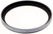 FUJI Filtre de Protection PRF-49S Diamètre 49mm Silver