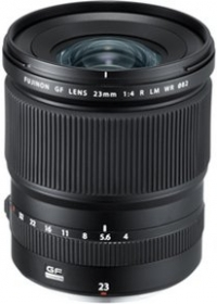 FUJI GF 23mm f/4 R LM WR Pour GFX (OP FRENCH)