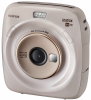 FUJI Appareil Photo Instantané Instax Square SQ20 Beige (New)