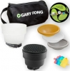 GARY FONG Diffuseur Lightsphère Collapsible Speed Mount Fashion Kit