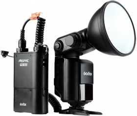 GODOX Flash Witstro AD360II-C TTL + Power Pack PB960 Canon