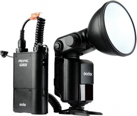 GODOX Flash Witstro AD360II-N TTL + Power Pack PB960 Nikon