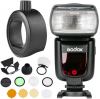 GODOX Kit Flash Lightshaper Speedlite TT685 Pour Sony