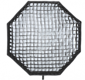 GODOX Softbox Octogonale + Grille Nid D'abeille (140cm)
