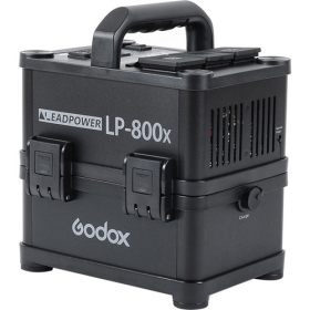 GODOX Leadpower LP800X Alimentation Portable pour Flash