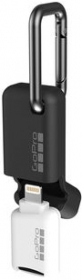 GOPRO Lecteur de Cartes MicroSD Mobile Quik Key (iPhone /iPad)