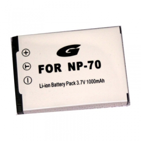 GPI 677 Batterie Casio NP-70 (destock)