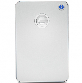 G-TECHNOLOGY Disque Dur G-Drive Mobile 1Tb Thunderbolt/USB 3.0