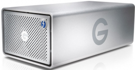 G-TECHNOLOGY Disque Dur G-Raid 8Tb Thunderbolt 3 & USB-C (New)