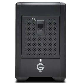 G-TECHNOLOGY SSD G-Speed Shuttle 4 Baies Thunderbolt 3 8Tb (New)