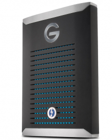 G-TECHNOLOGY Disque Dur G-Drive mobile Pro SSD 1Tb Thunderbolt 3