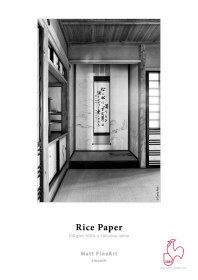 HAHNEMÜHLE Papier Photo Rice 100g A4 25 F