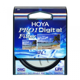 HOYA Filtre UV Pro 1 Digital D55 mm